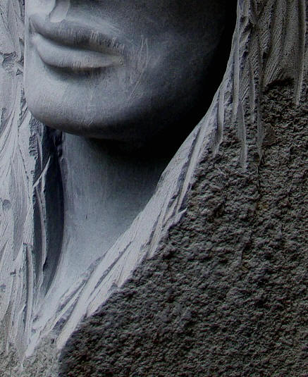 sculpture detail